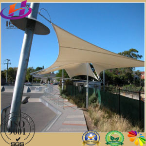 OEM 100% Virgin HDPE Sun Shade Sail with UV Protection