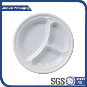 Multifunctional Disposable Plastic Food Disk Container pictures & photos