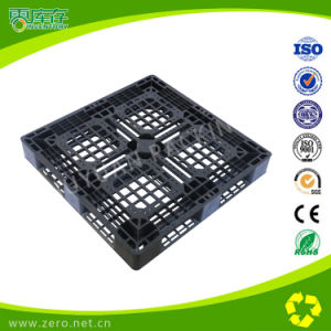 1100*1100 HDPE Material Rackable Plastic Pallets/Trays