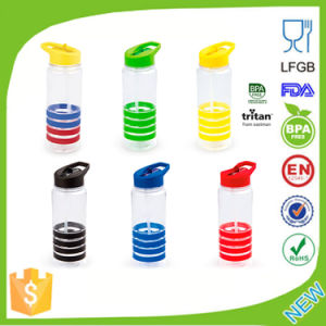 Plastic Sports Water Bottles with Filters Dn-137 pictures & photos