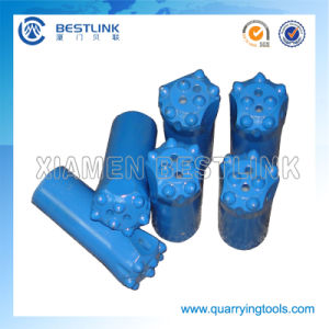 Rock Drill Taper Button Bit for Drilling Hole pictures & photos