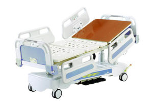 Medical Equipment Multi-Function Electric Hospital Patient Bed Da-6 pictures & photos