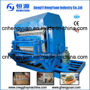 Full Automatic Paper Egg Tray Packaging Machine with Ce pictures & photos