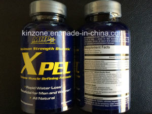 Mhp Xpel Muscle Defining Diuretic Rapid Water Loss Capsule pictures & photos