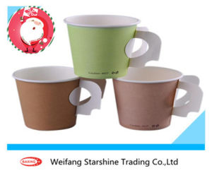 Coffee Cup Single Side PE Coated Cup Paper