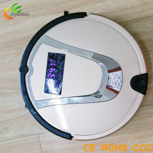 2017 Top  Robotic Vacuum Cleaners for Pets and Pet Hair, 2200mAh Big Battery Cleaner pictures & photos