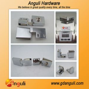 Zinc Alloy Glass Hinge/Glass Clamp, CH-1307 pictures & photos