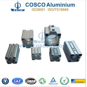 Cosco Aluminium Extruded Pneumatic Cylinder Shell for Automotive pictures & photos