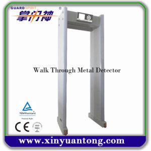 Newest Waterproof Walk Through Metal Detector, Door Frame Metal Detector Xyt2101b for Security Entrance pictures & photos