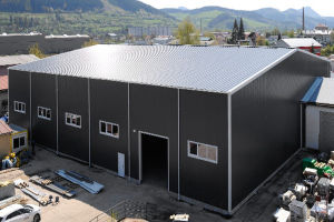 Light Steel Structure Prefabricated Warehouse Manufacturer pictures & photos