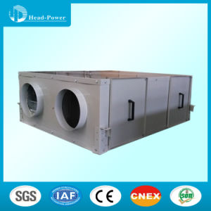 Combined Type Air Handling Unit with Plate Heat Exchanger (heat recovery AHU) pictures & photos