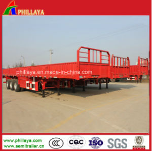 Manufacturer China Phillaya 2/3/4 Axles Side Wall Semi Trailer pictures & photos