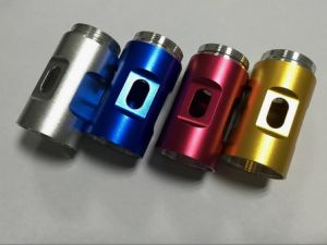 CNC Precision Machining Part with Perfect Anodized Color