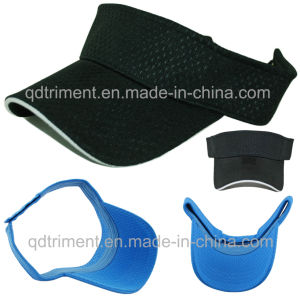 Fashion Soft Breathable Polyester Mesh Sport Summer Visor (TMV9488) pictures & photos