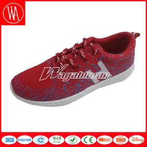 Fashion Flat Shoes Women Casual Sports Shoes pictures & photos