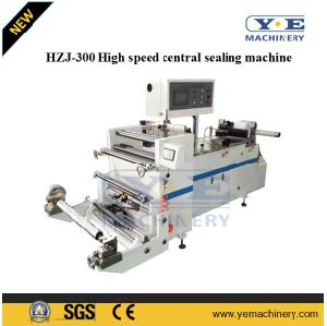 Hzj-300 High Speed Central Sealing Machine pictures & photos