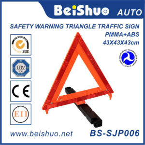 Triangle Custom Printing Caution Warning Road Traffic Signs pictures & photos