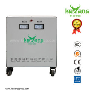 Well-Constructed 900kVA Low Noise Voltage Transformer for School pictures & photos