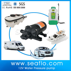 Seaflo Electric Operated Diaphragm Pump pictures & photos
