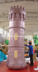 2015 Hot Sale The Giant Inflatable Tower for Advertising pictures & photos