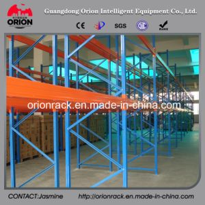 Overhead Steel Storage Shelf Rack pictures & photos