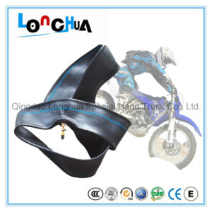 Natural Rubber Motorcycle Inner Tube for America pictures & photos