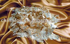 Chipped Imitation Gold Leaf for Gilding