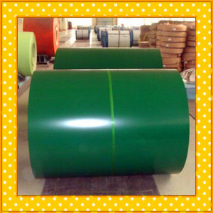 ASTM A653 Color Coated Galvanized Steel Coil pictures & photos
