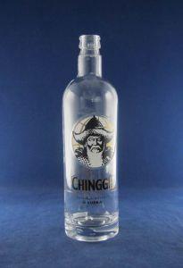 High Flint 750ml Empty Vodka Glass Bottle pictures & photos