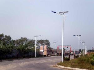 40W LED Solar Road Lights, with Soncap Certificated. pictures & photos