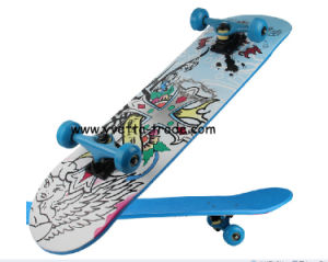 Adult Skateboard with En 13613 Certification (YV-3108-2B) pictures & photos