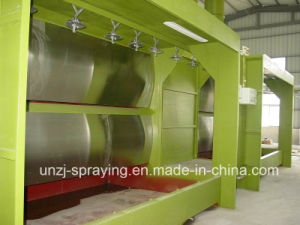 Power Coating Line Auto Parts