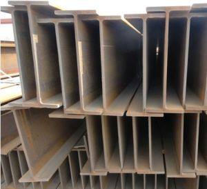 Steel Material Weld Section H Beam Jinxi pictures & photos