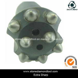 Tungsten Diamond Milling Carbide Hard Button Tapered Drill Bit pictures & photos