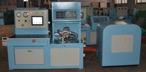 Atb-200 Automobile Turbocharger Test Bench, Computer Control. Air Heating System pictures & photos