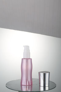 Plastic Bottle Water Cosmetic Bottle Qf-020 pictures & photos