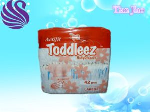 Cheap Disposable Baby Diapers for Toddler with Cheap High Quality pictures & photos