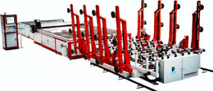 CNC Shaped Glass Cutting Machine (6133L)