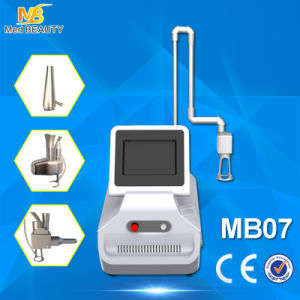 Vaginal Whitening Portable CO2 Laser Fractional Machine (MB07) pictures & photos