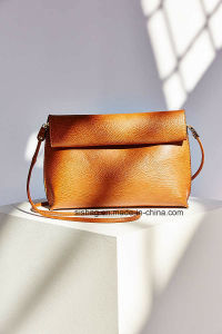 Fashionable Roll Clutch Crossbody Bag PU Mini Women Bag pictures & photos