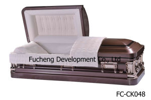 China Casket Metal Casket for Funeral (FC-CK048) pictures & photos