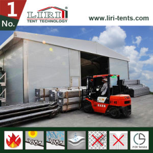 Strong Aluminum Tent Structure Warehouse Tent for Storage pictures & photos
