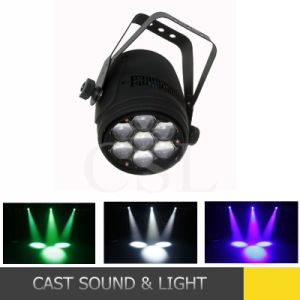 Osram LEDs Beam and Zoom LED PAR Can Stage Light pictures & photos