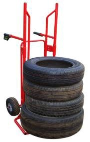 Tyre Carrier Caddy AA-T400 pictures & photos