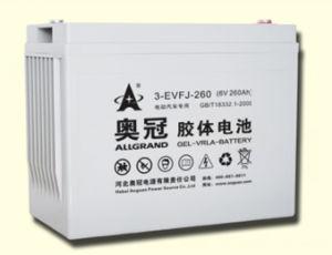 6V Battery for Electric Car / Golf Cart/ 6V260ah