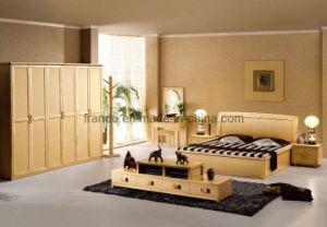 Wood Bed (RCW101)