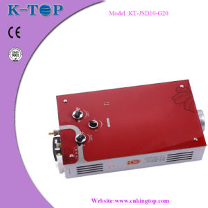 7L Red Glass Panel Gas Water Heater pictures & photos