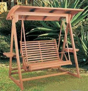 Swing Chair Textilene 2 Persons Swing Chair Manufacture 2015