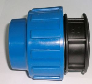 HDPE/PP Compression End Cap 20mm~110mm pictures & photos