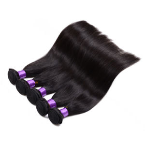 The Fastest Selling Item Moska Unprocessed Straight Brazilian Virgin Hair Extension pictures & photos